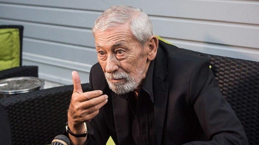 Опомнился: Кикабидзе отреагировал на приезд Познера в Грузию